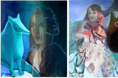 """Parodoje """"2010"""" – būsimųjų dailininkų kūriniai"""
