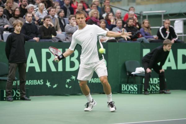 Antroji R.Berankio pergalė ATP serijos turnyre Atėnuose