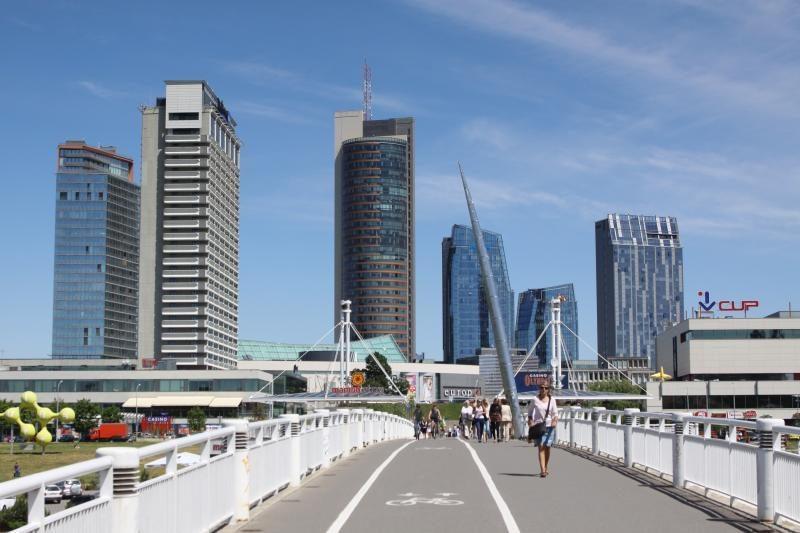 Sankt Peterburge vyks Vilniaus dienos