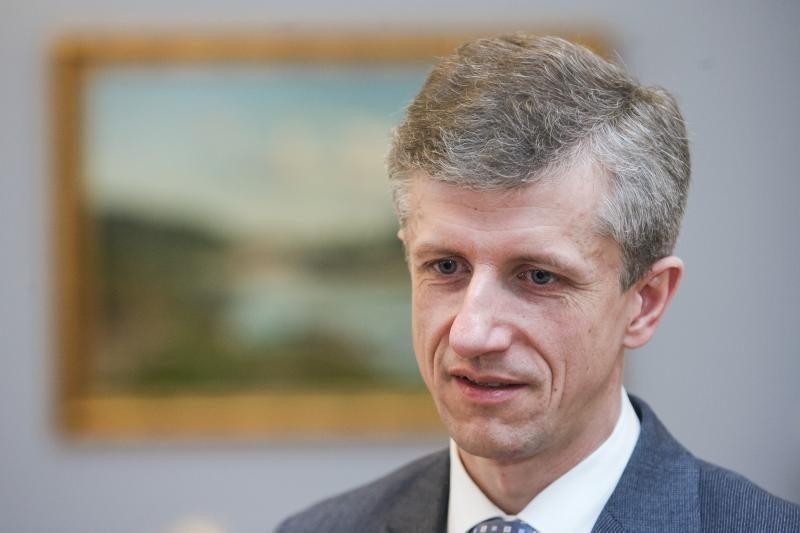 Kas prezidentūroje pakeis D.Semašką, dar neaišku