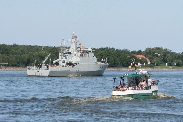 Prezidentė pagerbė žuvusius jūreivius