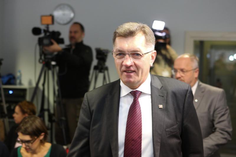 A. Butkevičius: V.Uspaskichas ir V.Gapšys postų Vyriausybėje negaus