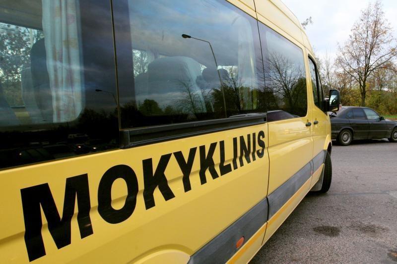 Mokykloms perkami 36 geltonieji autobusai