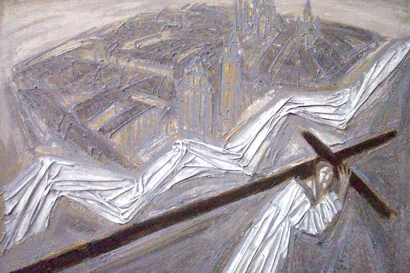 """Klaipėdoje atidaroma """"Individualistų"""" tapybos paroda"""