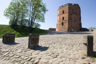 Vilniaus Gedimino kalnui tvarkyti skiriama 640 tūkst. litų