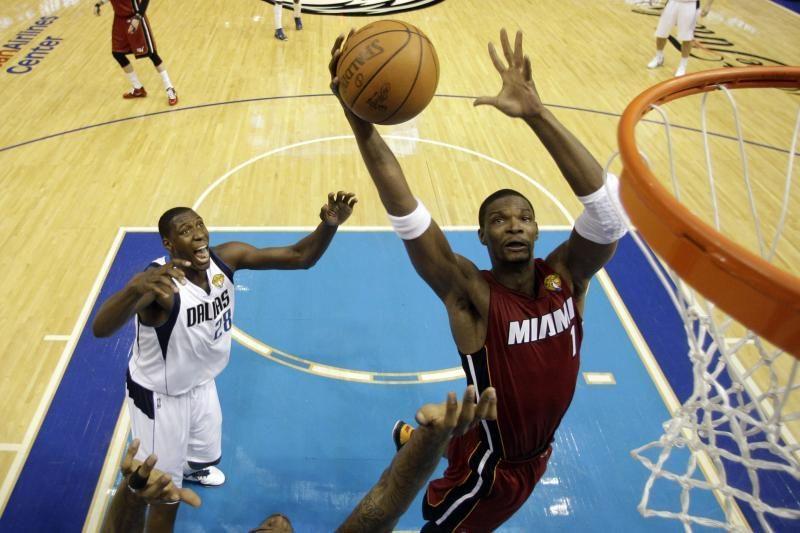 "NBA finalas: antroji ""Heat"" pergalė"