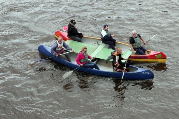 Sostinėje vyko dešimtoji Vilniaus regata