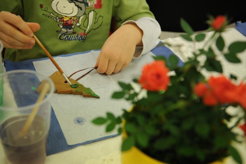 Meduolio dieną vilniečiai dovanojo geras emocijas vaikams