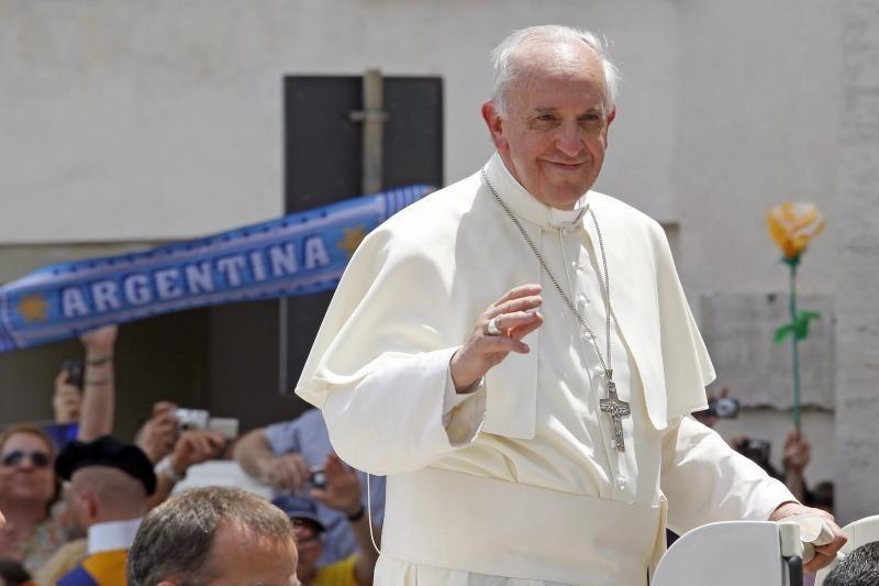 Popiežius pradeda nuodugnų Vatikano banko patikrinimą