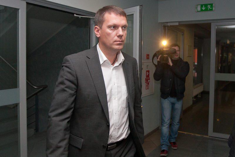 D.Šaluga prašo apeliacinės instancijos teismo jį išteisinti