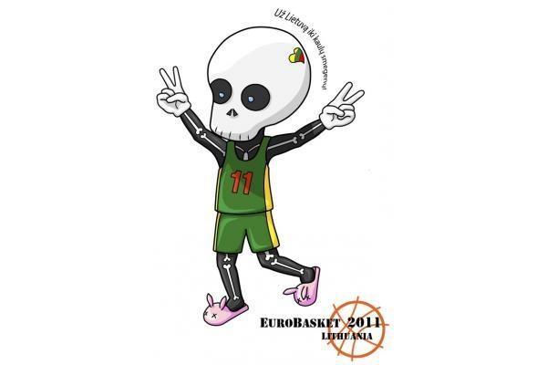 Baigiasi Europos krepšinio čempionato Lietuvoje talismano rinkimai