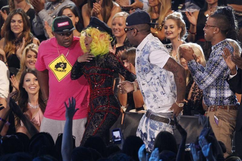 Los Andžele įteikti MTV videomuzikos apdovanojimai