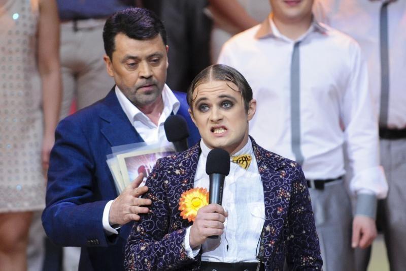 """""""Chorų karai"""": A. Rybakas išgelbėjo Policijos chorą nuo nešlovės"""
