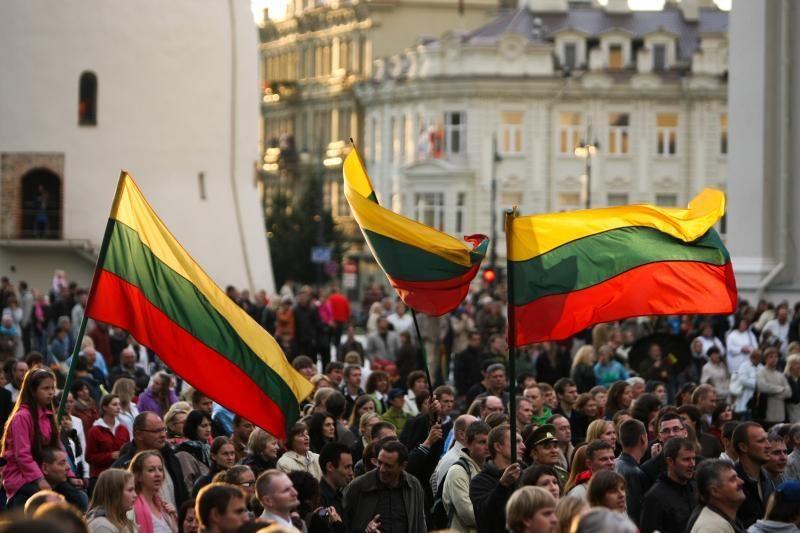 Dauguma tautiečių didžiuojasi, kad yra lietuviai