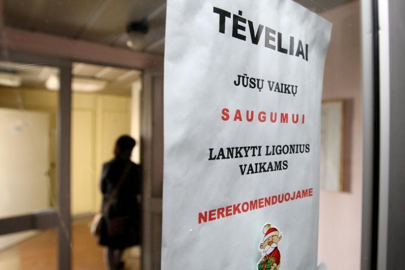 Kauno ligoninėje, kurioje mirė kūdikis, rasta aibė pažeidimų