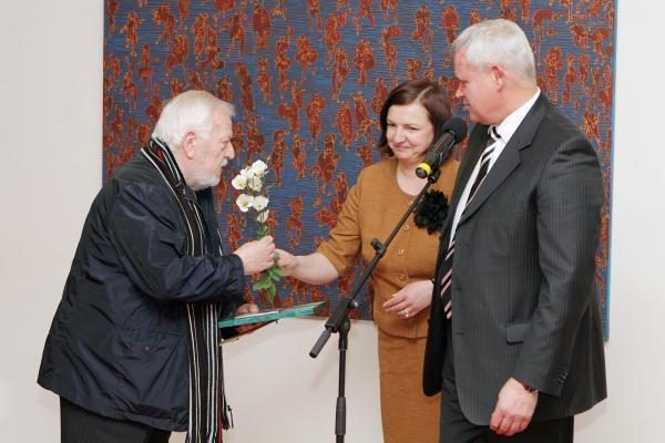 Klaipėdos kultūros darbuotojams - padėkos