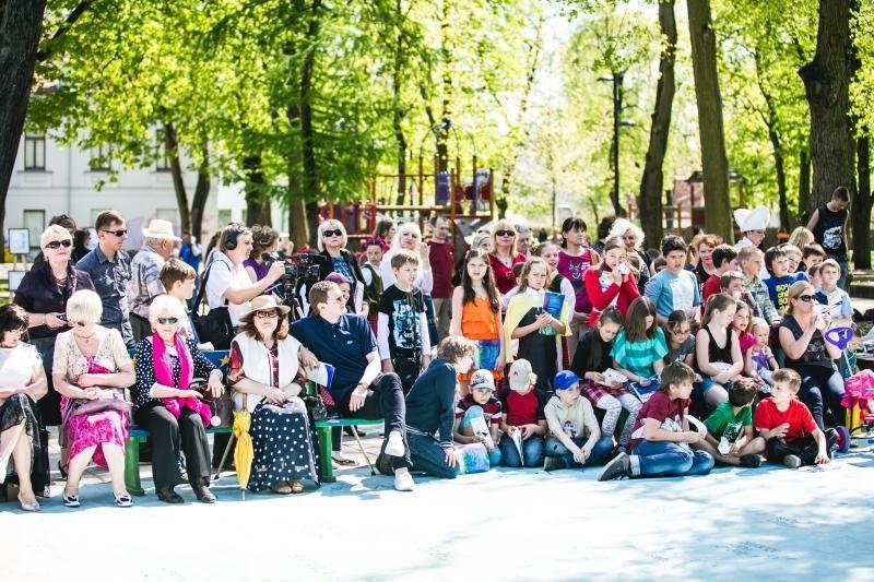 Europos diena Kaune – su šokiais, dainomis ir ginčais dėl ES naudos