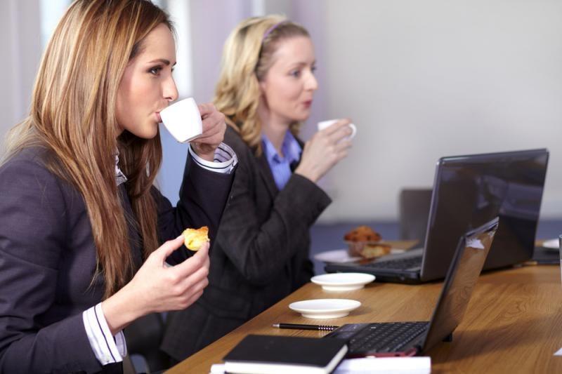 Sveiki pietūs biure – nesunkiai įgyvendinama užduotis