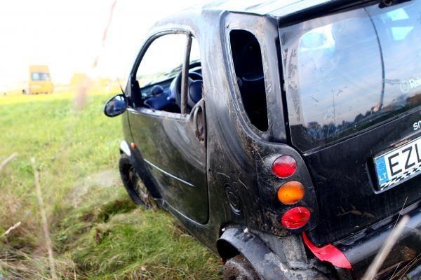 Rytas Klaipėdoje: dvi avarijos ir viena nukentėjusioji