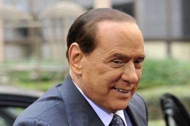 Italijos premjerui – naujų kaltinimų lavina
