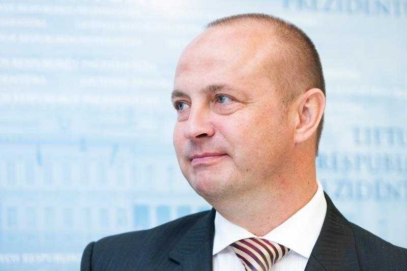 VTEK akiratyje - Druskininkų meras R.Malinauskas