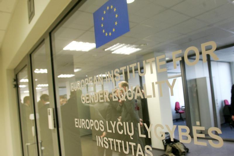 EP siūlo naikinti Vilniuje veikiantį ES lyčių lygybės institutą