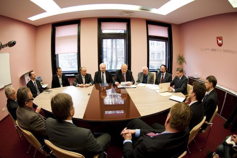 Kauno verslininkai ir valdžios atstovai įsteigė tarybą