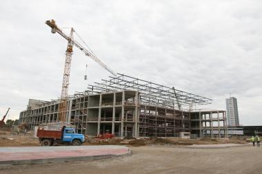 Klaipėdos arenos valdytojai jau dėlioja būsimų renginių sąrašus