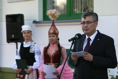 Klaipėdoje atidarytas Kazachstano konsulatas