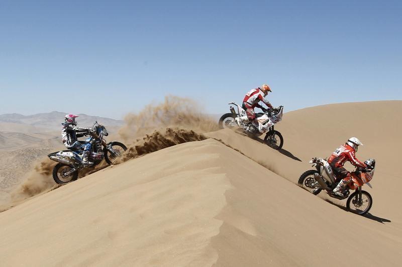 Dakaro ralio 7-ąjame etape G.Igaris pateko tarp 100 geriausiųjų