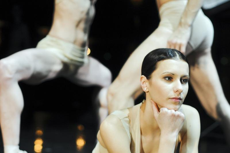 Baleto šokėjai virsta choreografais ir fotografais