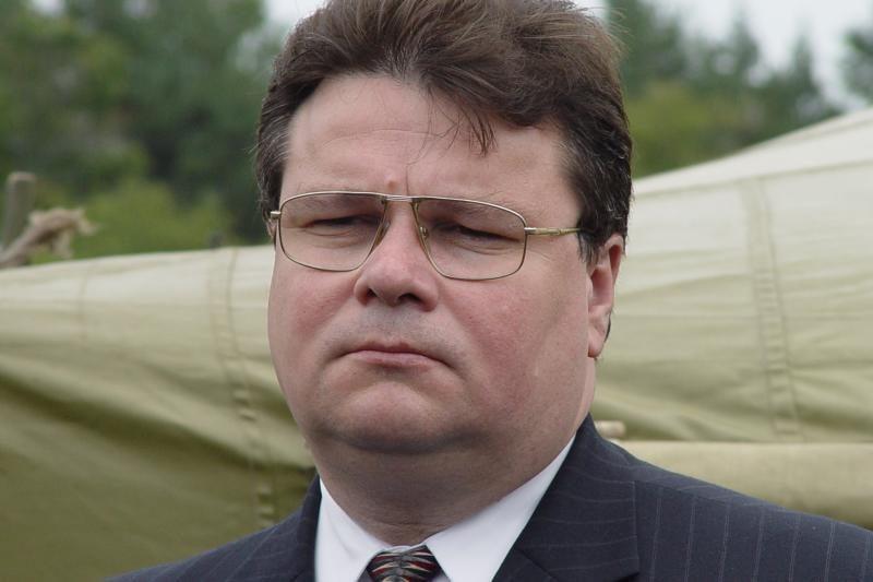 L.Linkevičių siūloma ambasadoriumi Minske skirti nuo liepos