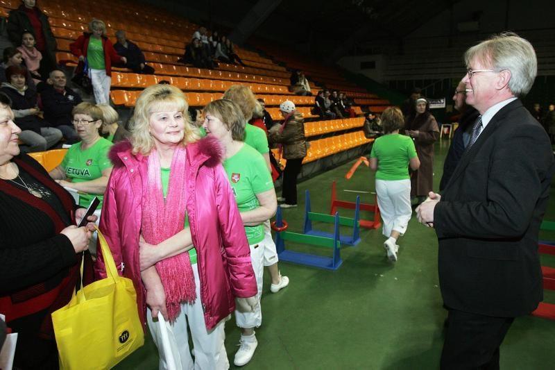 Kaune paminėta Pasaulinė sveikatos diena