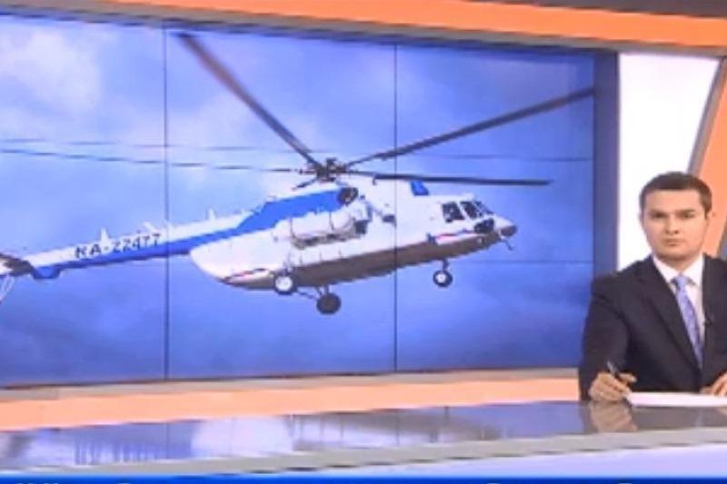 Sibire sudužus sraigtasparniui žuvo 19 žmonių