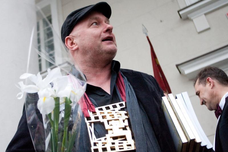 Nacionalinė premija - ir V.Landsbergiui (laureatų komentarai)