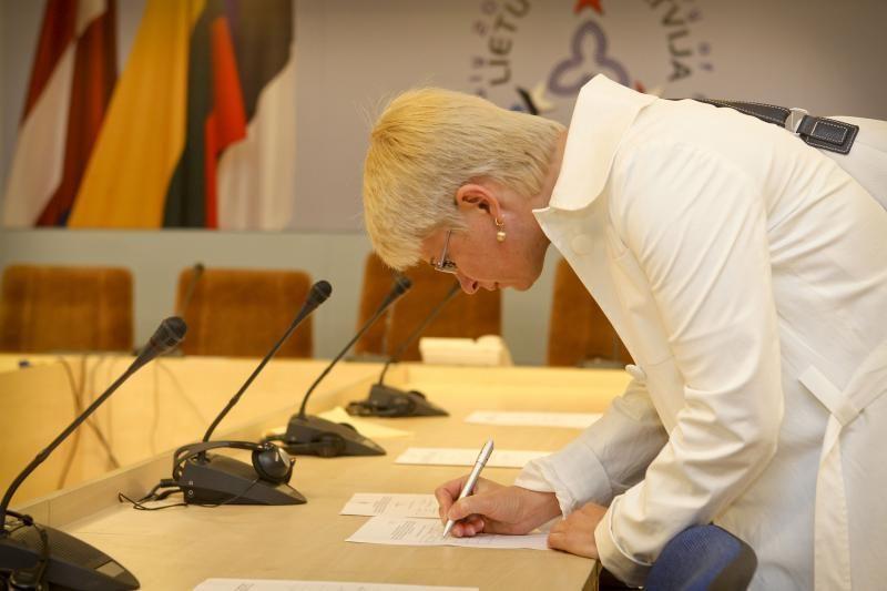 N.Venckienė: kurpiama byla siekiant neleisti išsiaiškinti tiesos