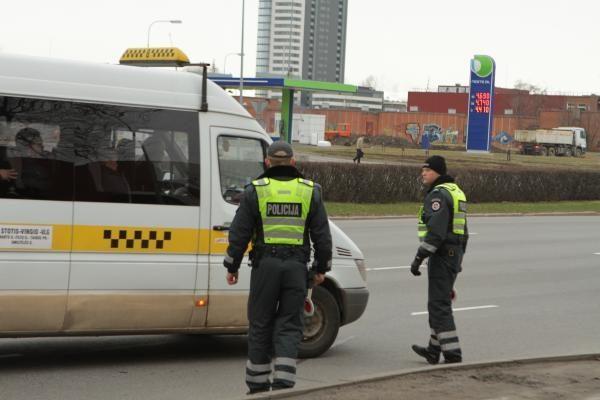 Per šventes Klaipėdos gatvėse bus daugiau policininkų