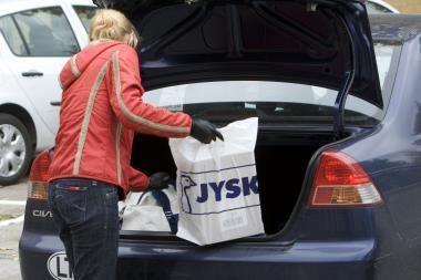 """""""Megoje"""" – didžiausia """"JYSK"""" parduotuvė Baltijos šalyse"""