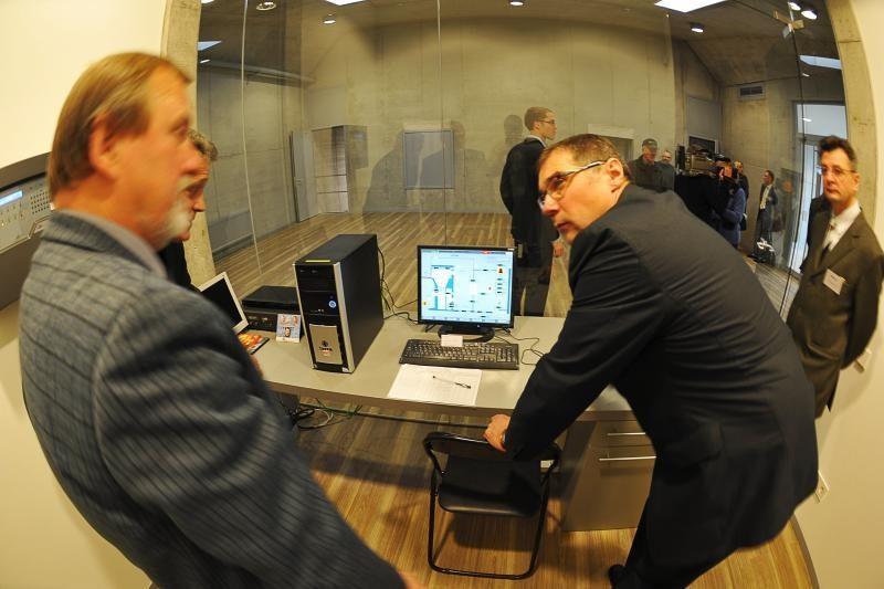 Kėdainiuose atidarytas pirmasis Lietuvoje krematoriumas