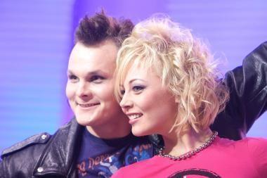 """""""Žvaigždžių duetų"""" finale - Giedrius su Mia ir Mundis su Rūta"""