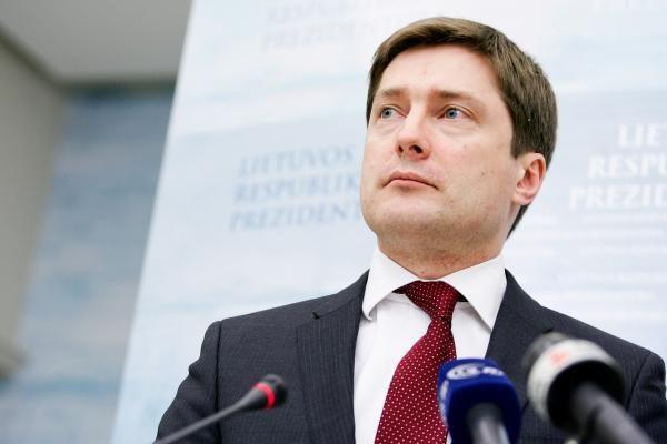 R.Žylius leido registruoti Lietuvos liberalų partijos prekės ženklą