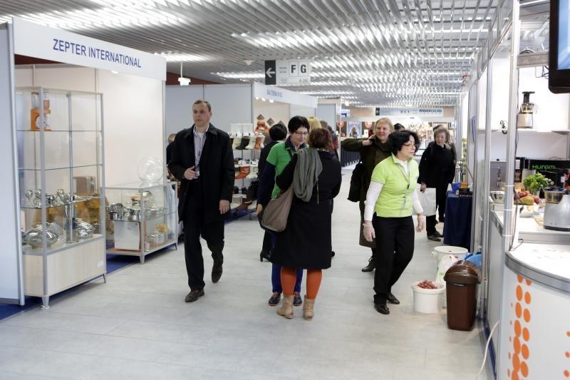 Klaipėdoje – jau 21-oji statybų verslo paroda
