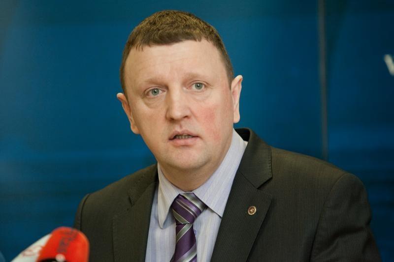 R.Palaitis reiškia nepasitikėjimą FNTT vadovu V.Gailiumi (papildyta)