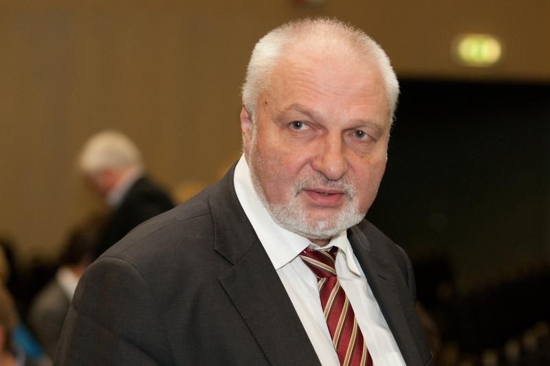 V.Mazuronis: laikinosioms Seimo komisijoms reikia didesnių teisių