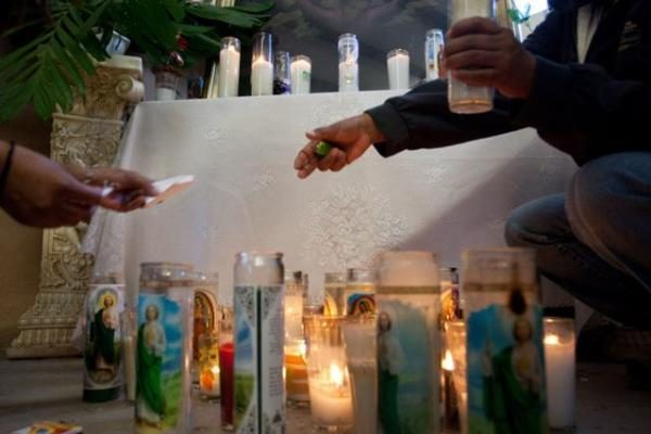 Meksikoje narkomanų reabilitacijos centre nužudyti 13 žmonių (papildyta)