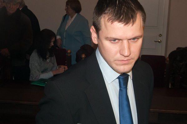 Prokuroras M. Dūda palieka Generalinę prokuratūrą
