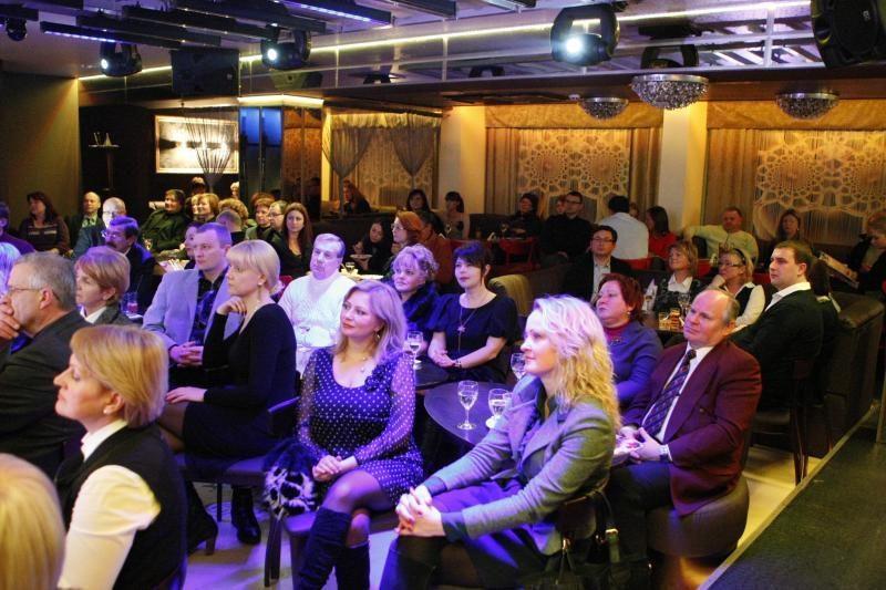 Klaipėdos publikai – atlikėjo iš Maskvos koncertas