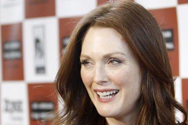 Romos kino festivalyje bus pagerbta Holivudo aktorė J.Moore