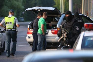 Pareigūnai – nusikalstamų grupuočių aukos