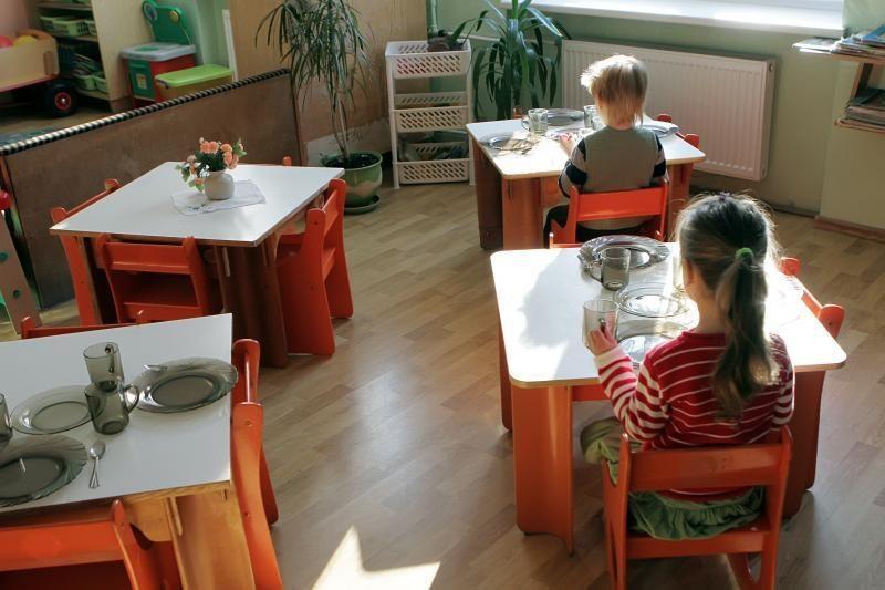 Nuo birželio 1 d. Vilniuje baigiamas prašymų į darželius priėmimas